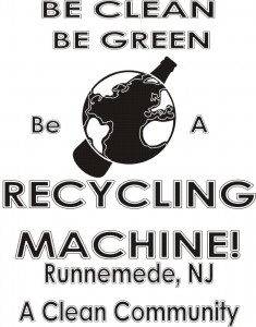 Be a Recylcing Machine